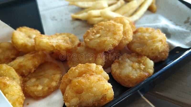 Gebakken aardappel royalty-vrije stock foto