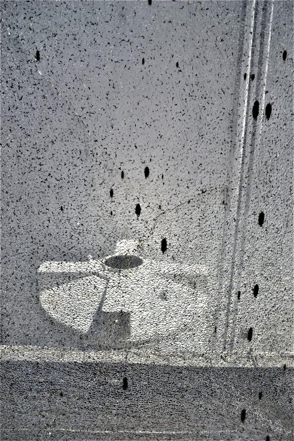Gebarsten glas stock afbeeldingen