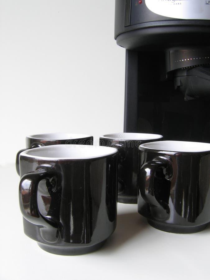 Geben Sie uns etwas Kaffee 1 lizenzfreies stockfoto