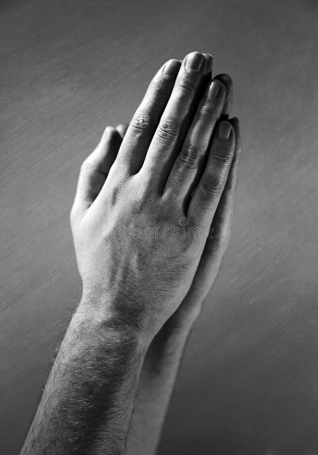 Gebet stockfotos