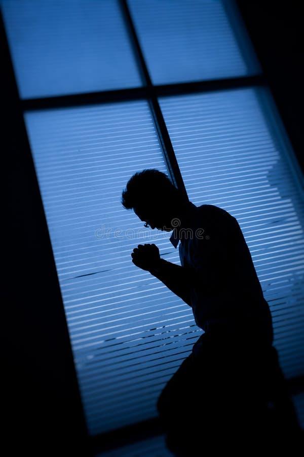 Gebet lizenzfreie stockfotografie
