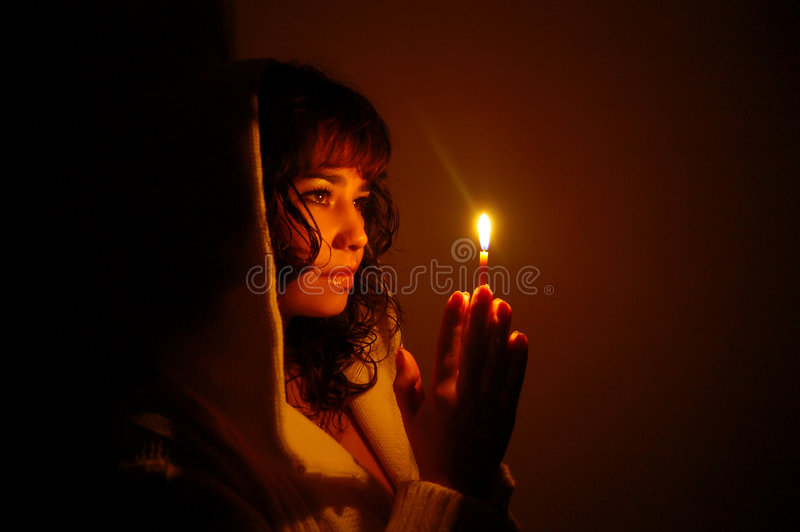 Gebet stockbilder