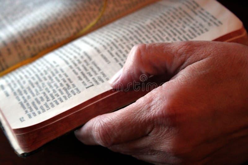Gebete stockbild