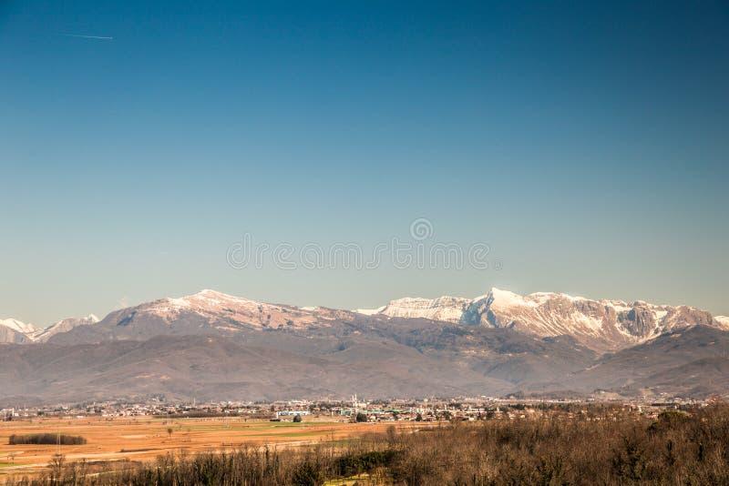 Gebieden van Italië stock afbeeldingen