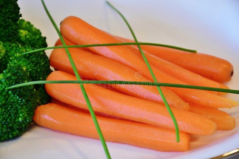 Gebleekte wortelen