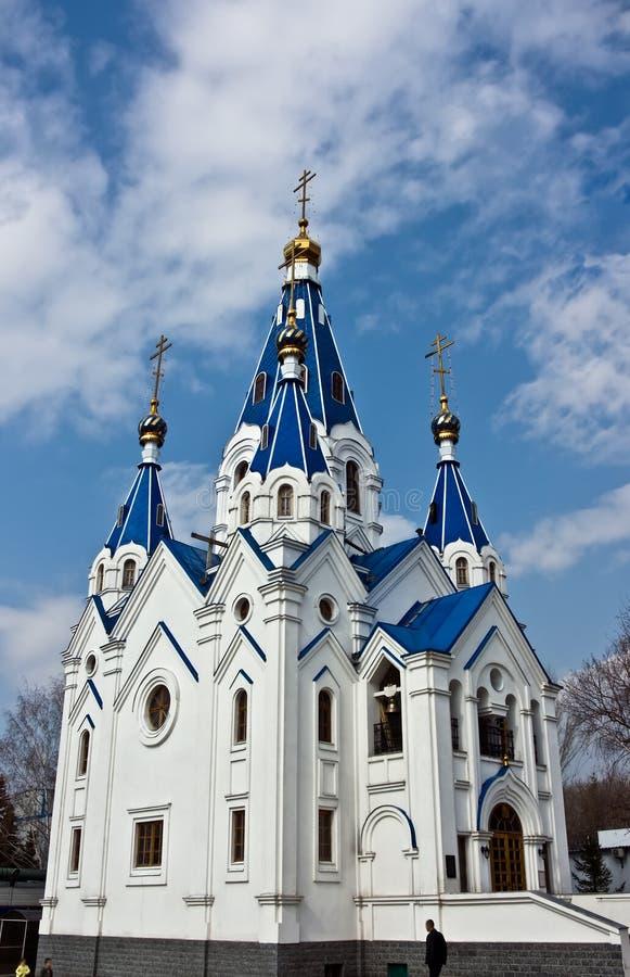 Geboorte van de kathedraal van Mary stock afbeeldingen