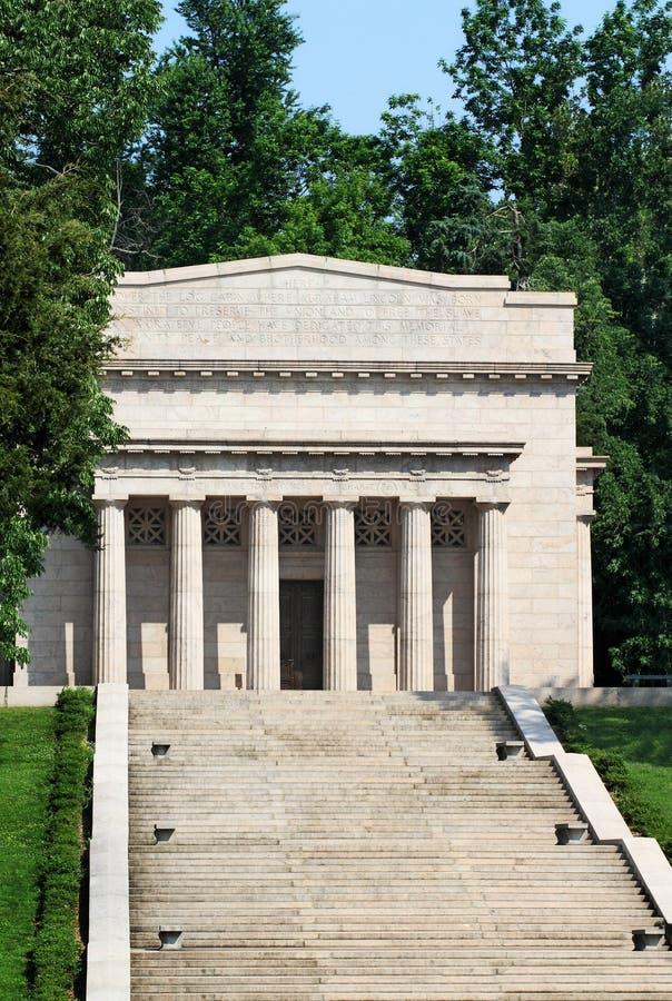 Geboorteplaats van Abraham Lincoln royalty-vrije stock afbeelding