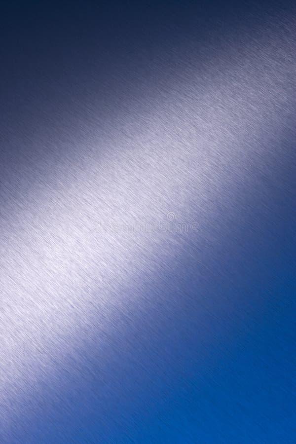 Geborsteld Metaal stock fotografie