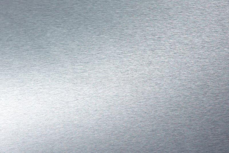 Geborsteld roestvrij staal stock afbeeldingen