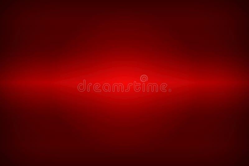 Geborsteld rood metaal, Kerstmis of de achtergrond van Valentine vector illustratie
