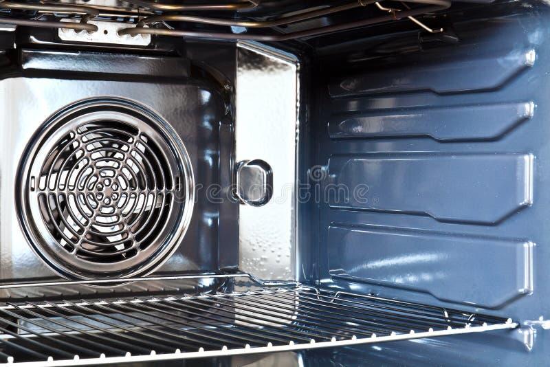 Gebouwd in oven royalty-vrije stock foto