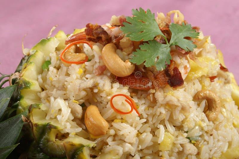 Gebraden rijst stock afbeeldingen