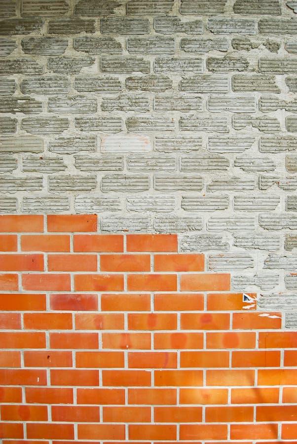 Gebrochener Abstrakter Hintergrund Der Alten Backsteinmauer Stockfoto   Bild von sonderkommando ...