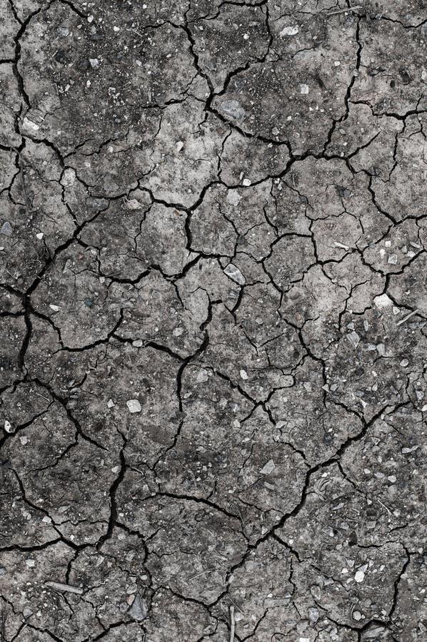 gebrochener Boden stockfotos