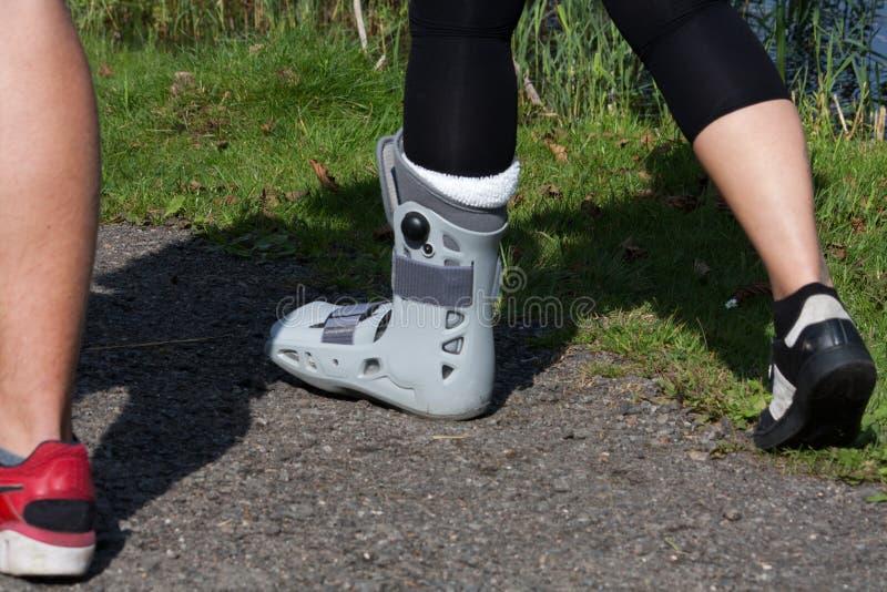 Fuß schuh gebrochener Orthopädische Hilfsmittel,