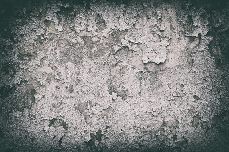 Gebrochener Steinwandhintergrund stockfotografie