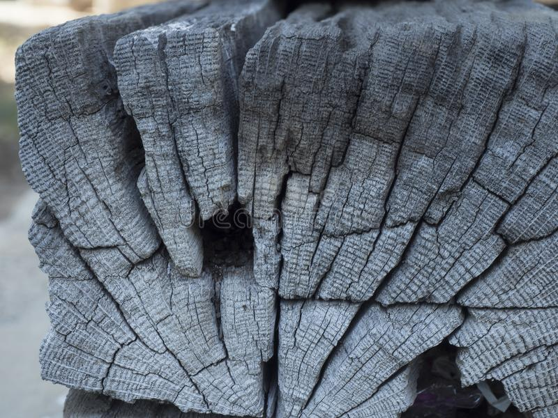 Gebrochenes Holz stockbilder