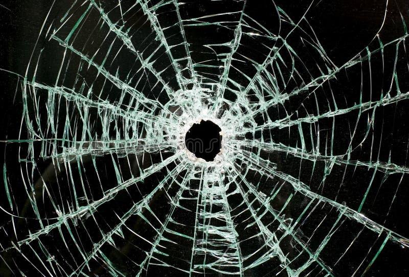 Download Gebroken Autoglas Van Voorruit Stock Foto - Afbeelding bestaande uit samenvatting, gebroken: 10782116