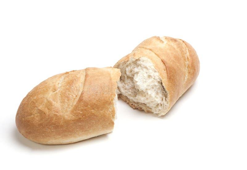 Gebroken brood stock fotografie