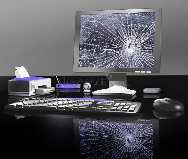 Gebroken computer