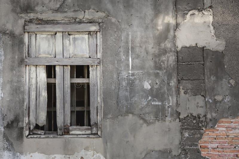 Gebroken venster royalty-vrije stock foto