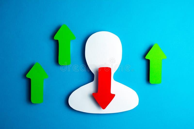 Gebruikers van het sociale netwerken blogging stock foto
