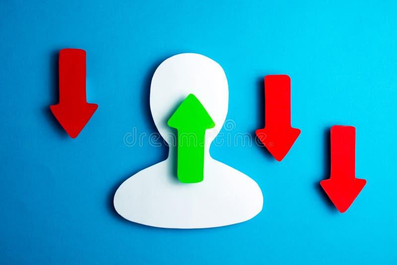 Gebruikers van sociale netwerken stock afbeelding