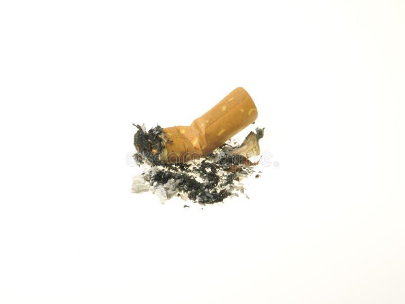 Download Gebruikte sigaret stock afbeelding. Afbeelding bestaande uit roker - 10780045