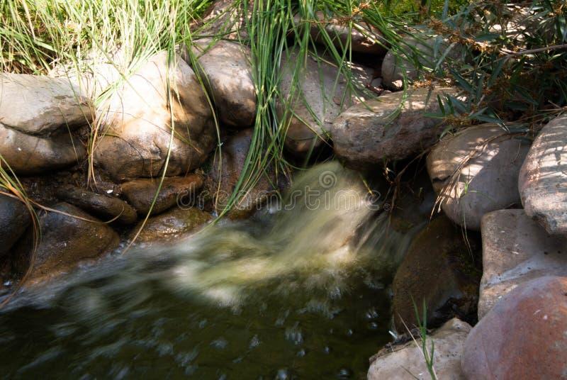 Geburt von Fluss lizenzfreies stockfoto