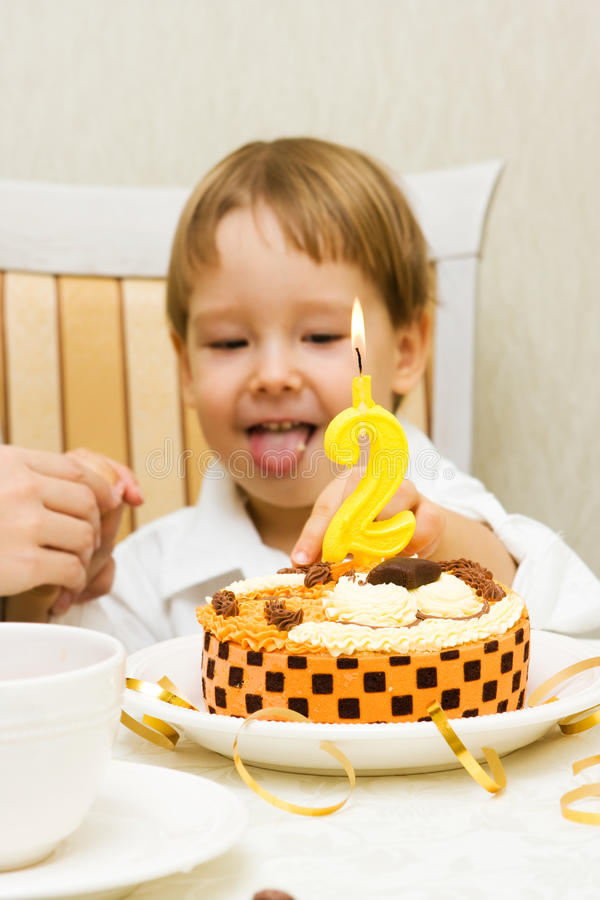 Geburtstag stockfoto