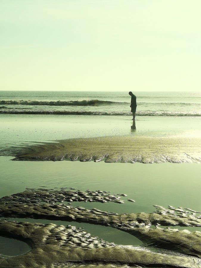 Gedächtnisse von den Sommern gegangen lizenzfreie stockfotografie
