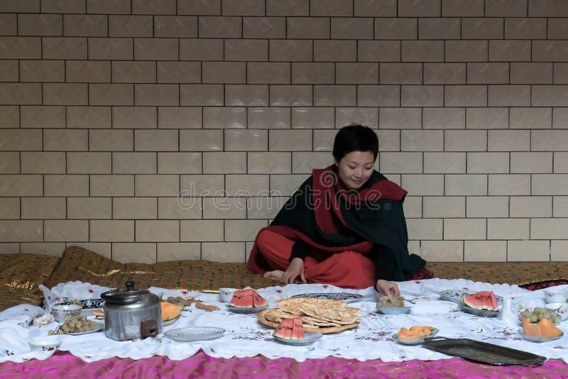 Gedächtnisse von Xinjiang lizenzfreie stockfotos