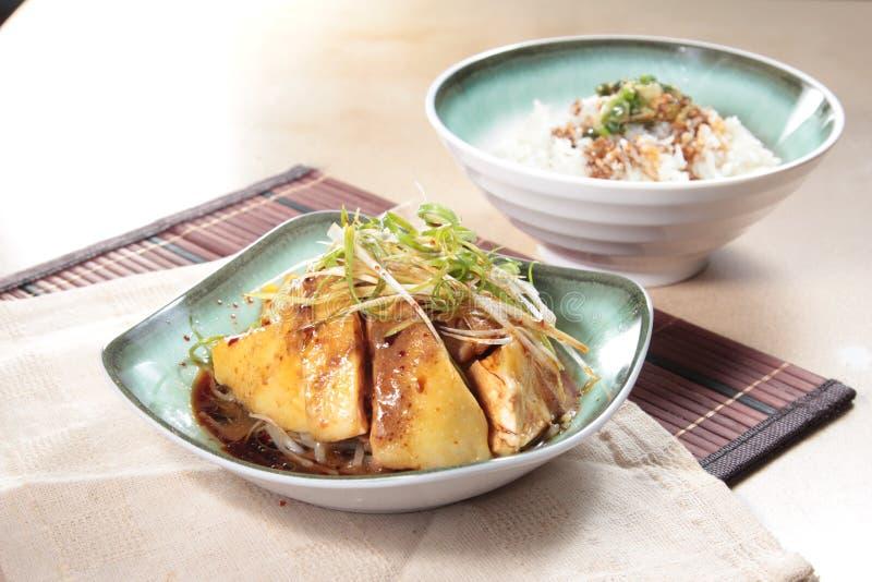 Gedämpfte Küche der chinesischen Art Hühner lizenzfreie stockfotografie