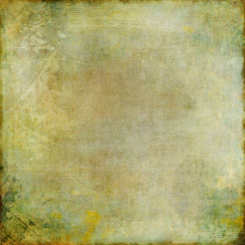Gedetailleerde grunge textuur stock fotografie