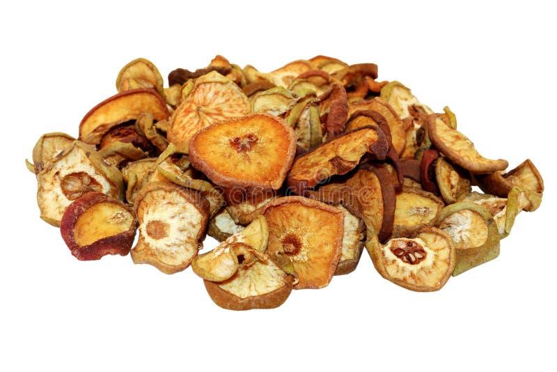 Gedroogd fruit stock foto's