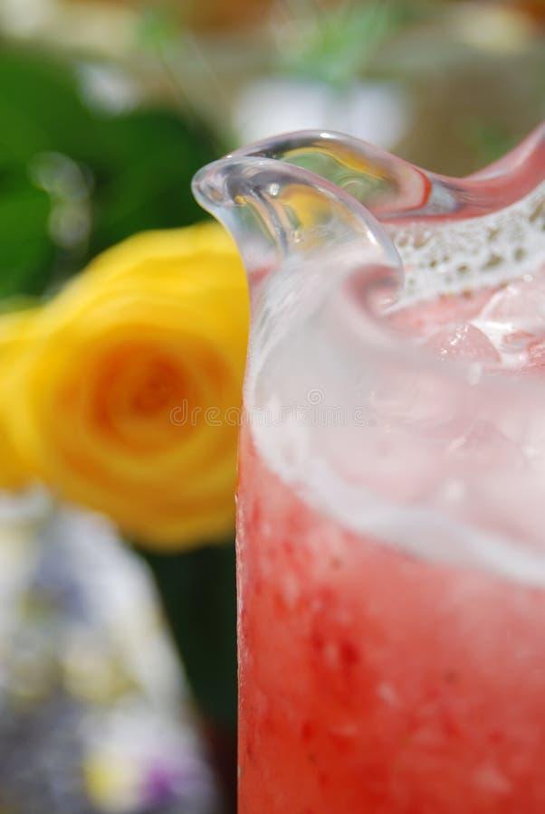 Geel en Roze stock afbeeldingen