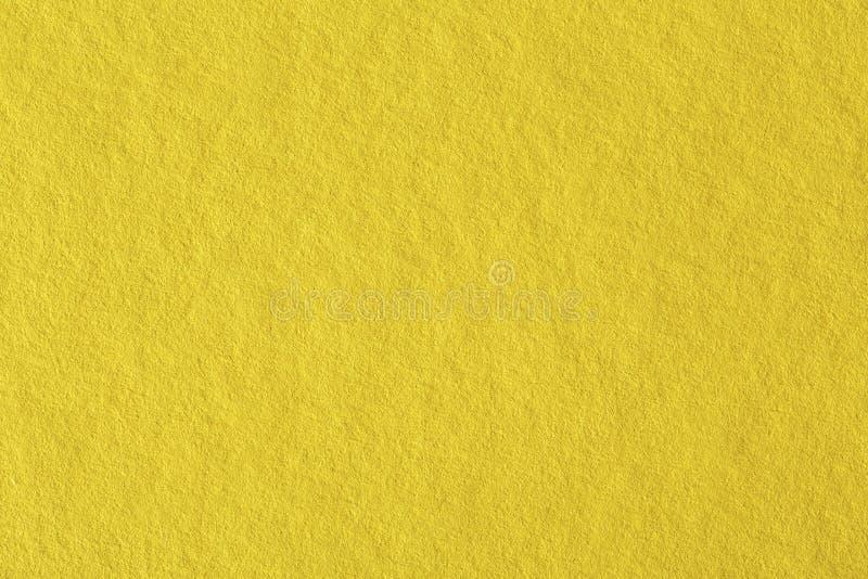 Geel gouden document stock illustratie