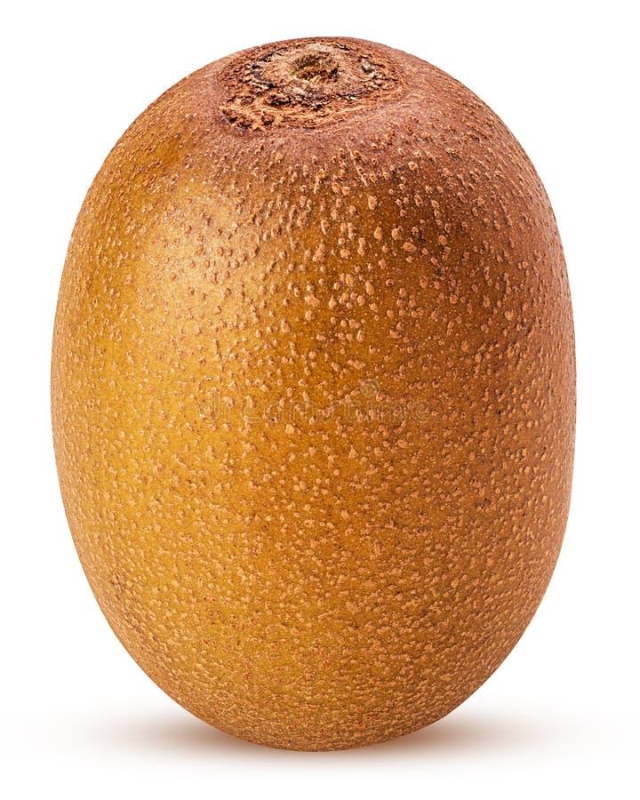 Geel gouden kiwifruit stock foto
