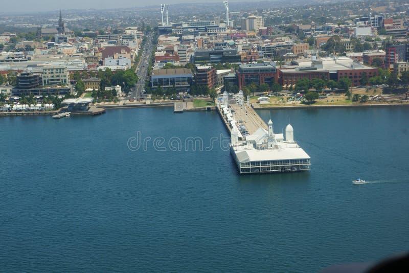 Geelong, Victoria, Australië royalty-vrije stock afbeeldingen