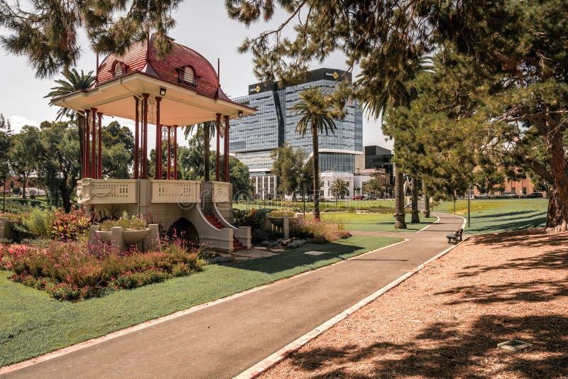Geelong, Victoria, Australie - parc de Johnstone photos stock