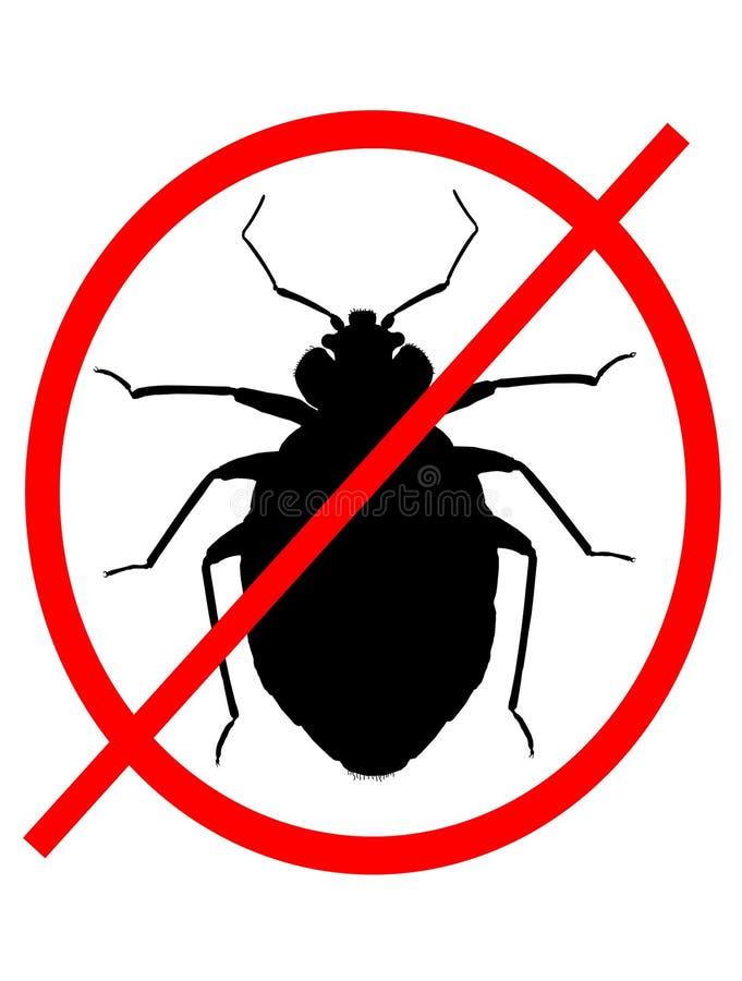Geen Insecten van het Bed