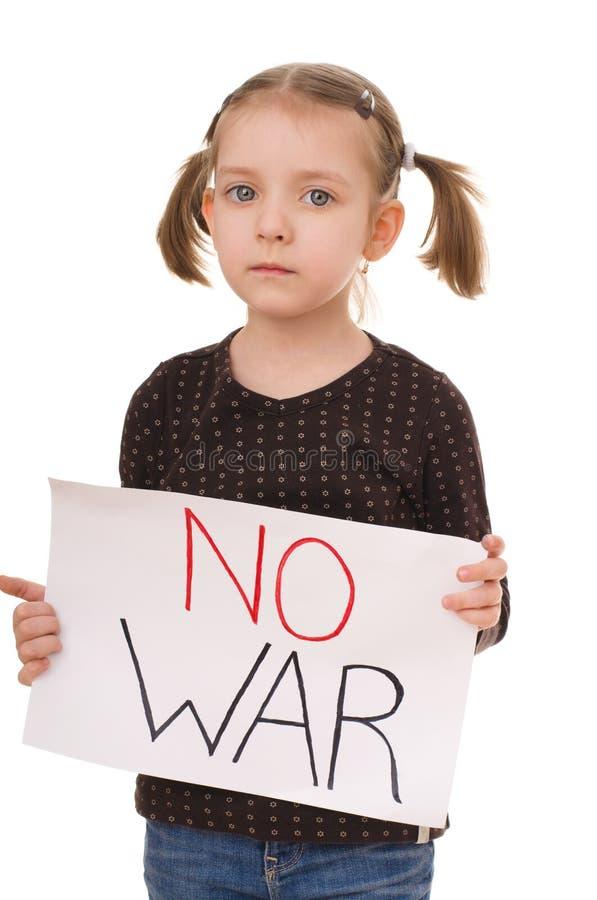 Download Geen oorlog stock foto. Afbeelding bestaande uit onwettig - 39106786