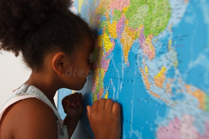 Geest van Afrika stock foto's