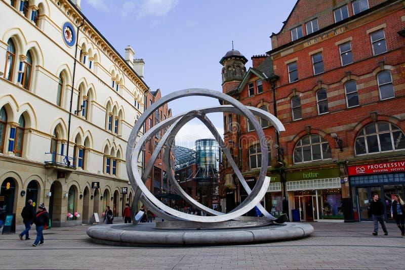 Geest van Belfast royalty-vrije stock afbeelding