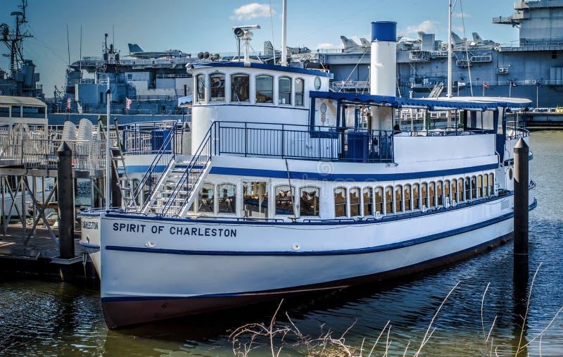 Geest van Charleston royalty-vrije stock afbeeldingen
