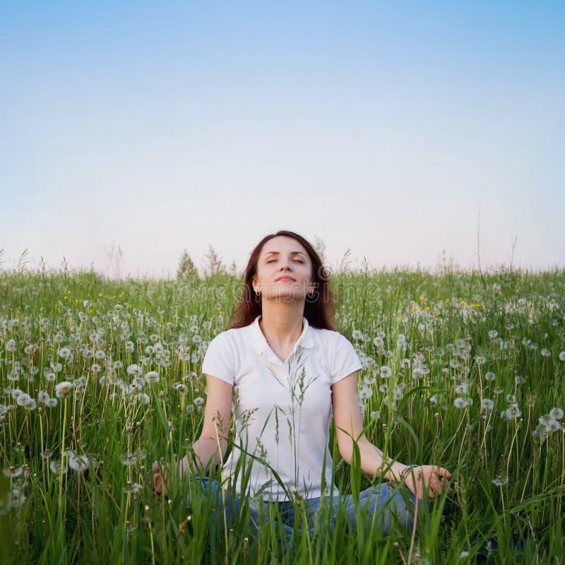 Geestelijke gezondheid stock foto's