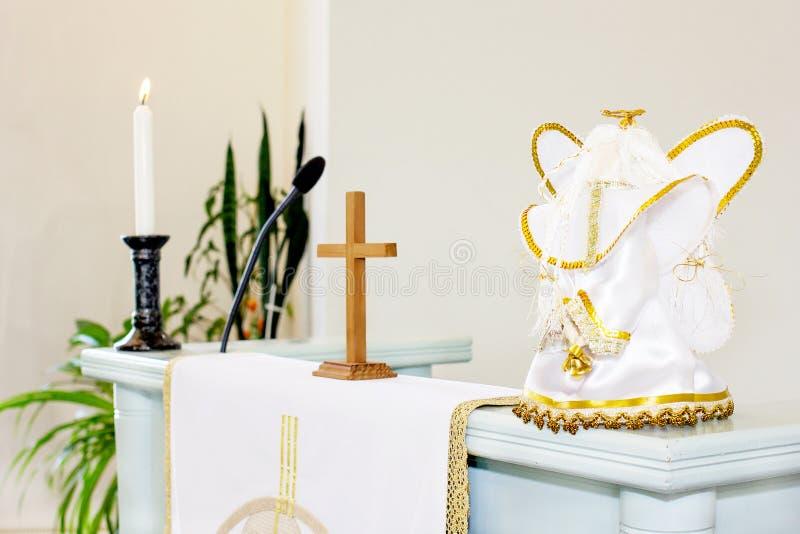 Geestelijke voorwerpen royalty-vrije stock afbeeldingen