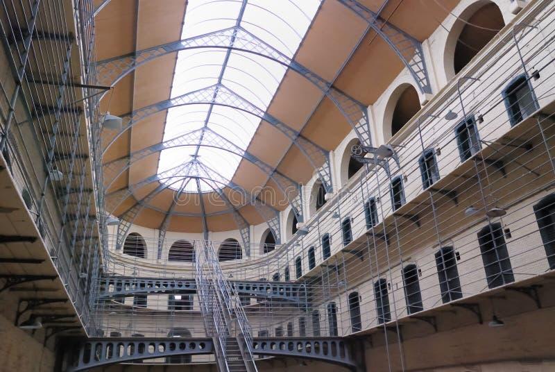 Gefängnis stockfoto