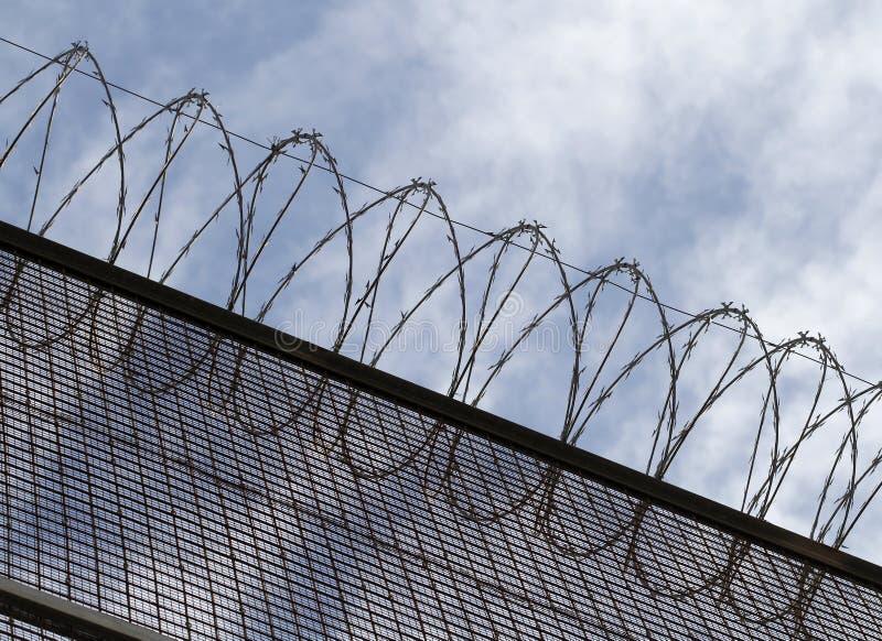 Gefängnis-Mitte lizenzfreie stockfotografie