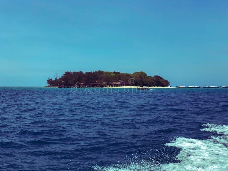 Gefängnisinsel, Sansibar stockfotografie